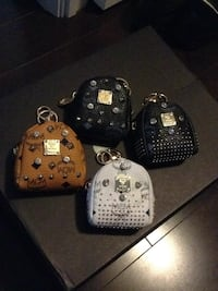 two black and brown leather handbags Markham, L3R 9W1
