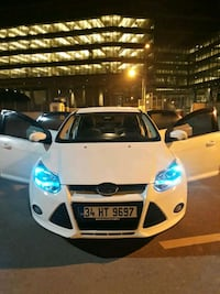 Ford - Focus - 2014 Istanbul