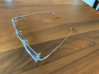 Oliver People's ashmore glasses