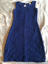 Royal blue lace dress Schaumburg, 60193