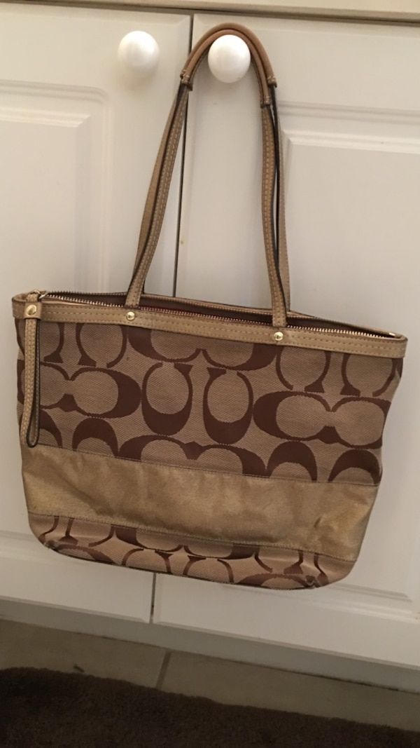 cfece45b61 Used Real Coach Purse for sale in Naples - letgo