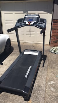 Black Schwinn treadmill. Excellent condition! Corvallis, 97330