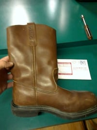 Red wing steel toe boots for sale Chauvin, 70344