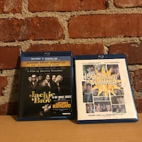 Jackie Brown / 500 days of summer Blu-ray combo Los Angeles, 90028