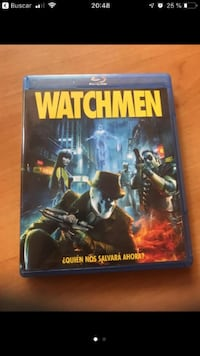 WATCHMEN MADRID