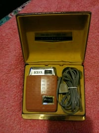 1960s vintage Shick Powershave Guthrie, 73044