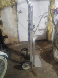 gray and black upright vacuum cleaner Alexandria, 22304