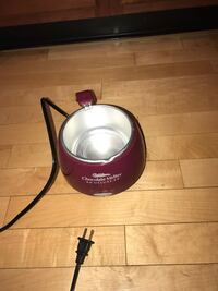 pink and silver electric kettle 38 mi