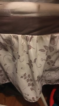 white and brown floral textile Hartford, 04221