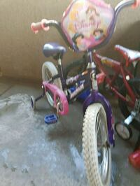 toddler's pink and purple bicycle Tucson, 85715
