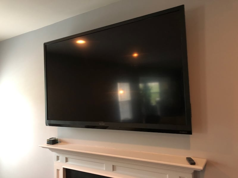 """Tv mount for sale up to 70"""", Installation is additional. 882cf5d7-abc3-414b-8741-d5740c4d95fd"""