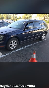 Chrysler - Pacifica - 2004 Highland, 92346