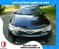 2012 Toyota Camry le *GPS 793 km