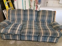 Recliner sofa and rocking recliner  Hanford, 93230