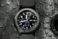 EXCELLENT Samsung Gear S3 Frontier SM-R760 Stainle Coquitlam, V3B 7L4