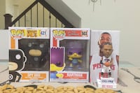 Funko pops and bobble head figure Toronto, M1P 0C2