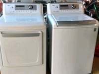 LG Washer and dryer Las Vegas, 89129