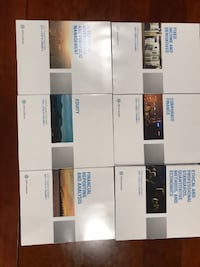 Book - CFA 2017 Level 2 Full Book Set - BRAND NEW Arlington