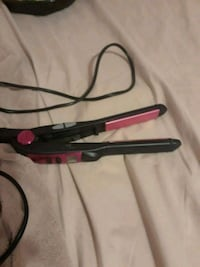 black and pink flat hair iron Augusta, 30909