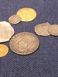 Wanted silver and gold coins
