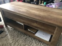 Sauder coffee table for sale! Chicago, 60611