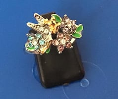 Tinkerbell ring size 9