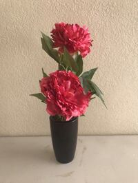 Artificial flowers with vase Corona, 92882