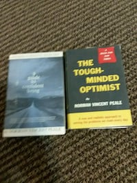 two A guide to Contident Timing and The Tough-minded Optimist books Ogden, 84401