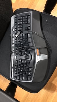 Microsoft ergonomic keyboard used Lowell, 01852