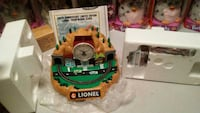 Lionel train clock Omaha, 68105