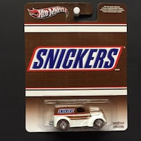 Hot Wheels Spongebob, Snickers, Milky Way Diecast see all pics Saskatoon
