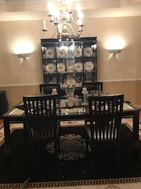 Black Laquer Dining Room Set Suitland, 20746