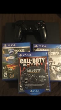 PS4 with games  Thornton, 80229