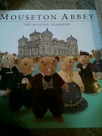 Mouseton abbey book London, N5W 2Y8