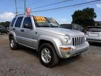 Jeep Liberty 2002 Clearwater