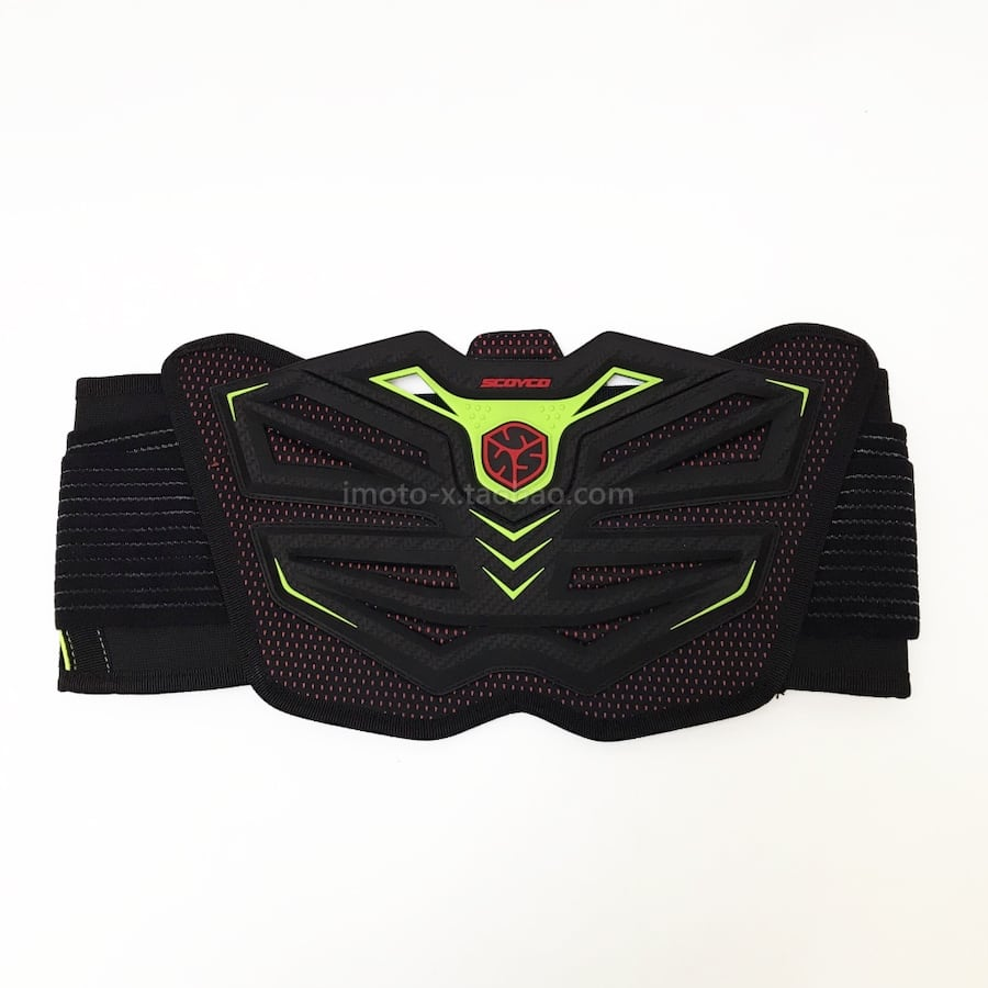 SCOYCO U11 Kidney Belt, Motocross Riding Waist Belt c1e1d660-b7de-4ec4-92c7-40eff110b6a4