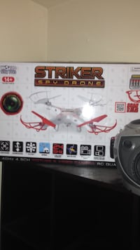 striker spy drone box Rockville, 20851