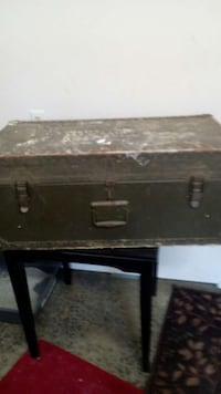 1947 Army Trunk  Gordonsville, 22942