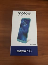Moto E5 plus brand new  College Park, 20740