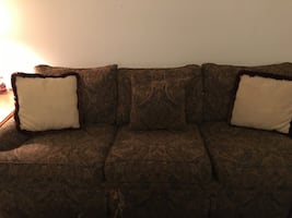 Sofa and loveseat extremely comfy