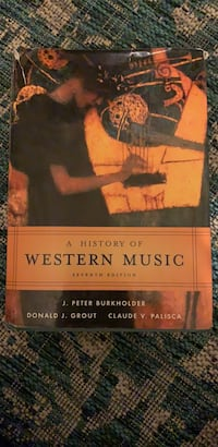 A History of Western Music Louisville, 40205