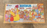 Arthur Goes to the Library board game Waterloo, N2T 0A3