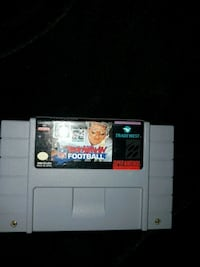Snes troy airman football game Kitchener, N2P 1R7