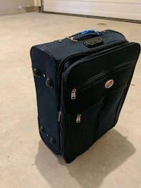 Carry on expandable luggage