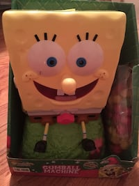 Nickelodeon Sponge bob gum all machine Athens, 35613