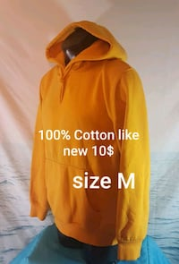 New condition 100% cotton sz M 10$ Kingston, K7K 2L1