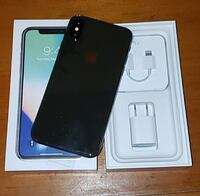 Apple-iPhone-X-256GB-Space-Gray-AT-amp-T-A1901-GSM PHOENIX