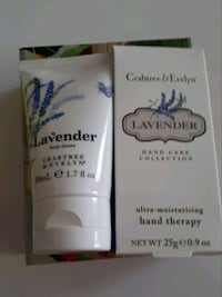 Crabtree and Evelyn Lavender Handcream Toronto, M6H 3Y3