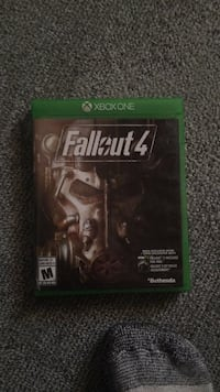Fall out 4 Xbox one  Calgary, T2X 1C4