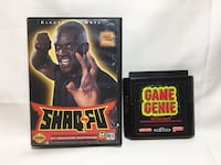 Sega Genesis Game Genie and Shaq Fu Game Halifax, B3Z 2M3